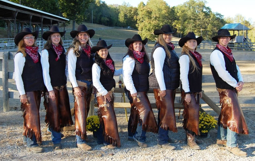 Potter's Ranch Praise Riders